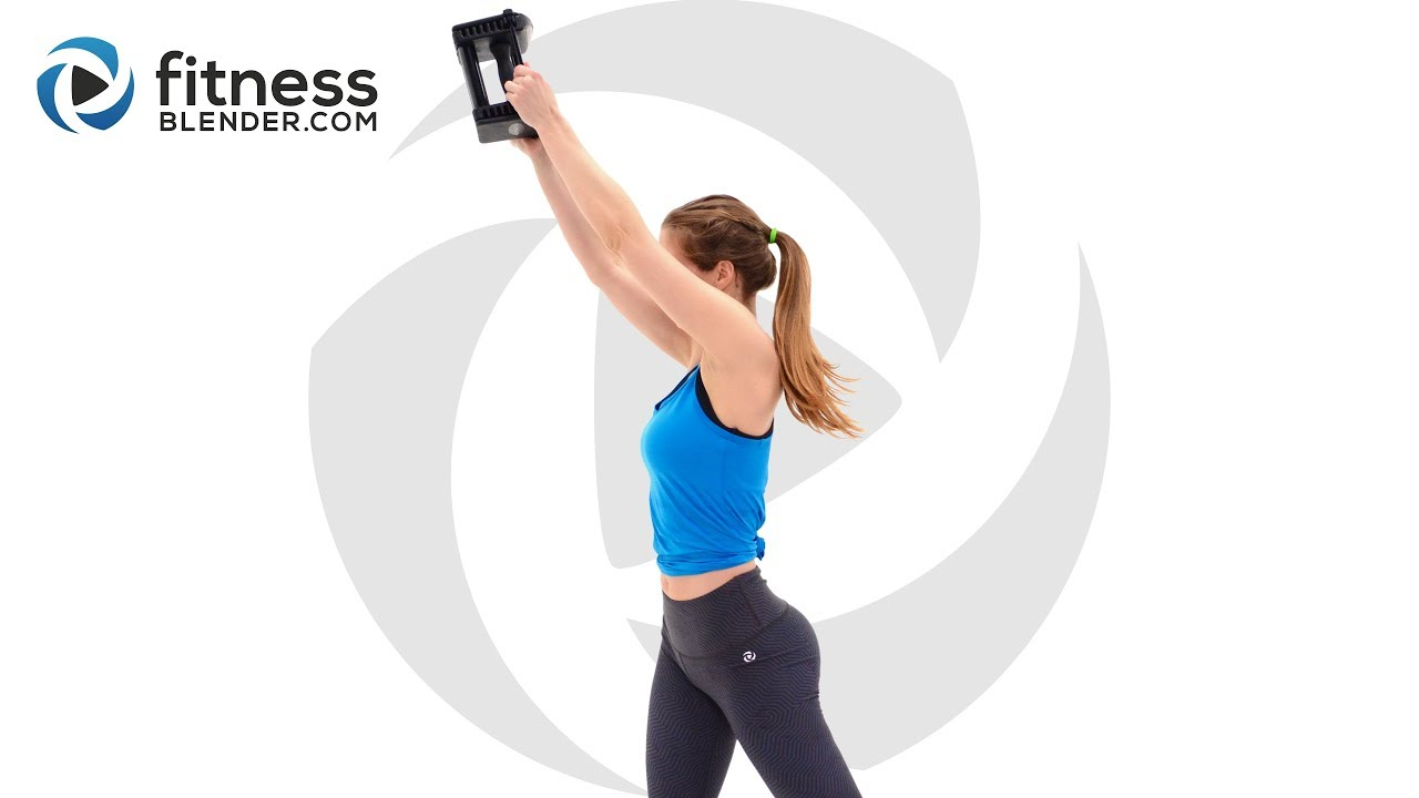 My Favorite 10 Minute Upper Body Workout  Fun Upper Body Exercises for Arms  Shoulders  Chest   Back