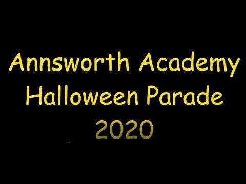 Annsworth Academy Halloween Parade 2020