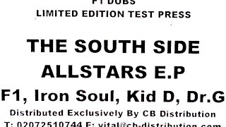 F1 DUBS - THE SOUTH SIDE ALLSTARS EP (4 Clips)
