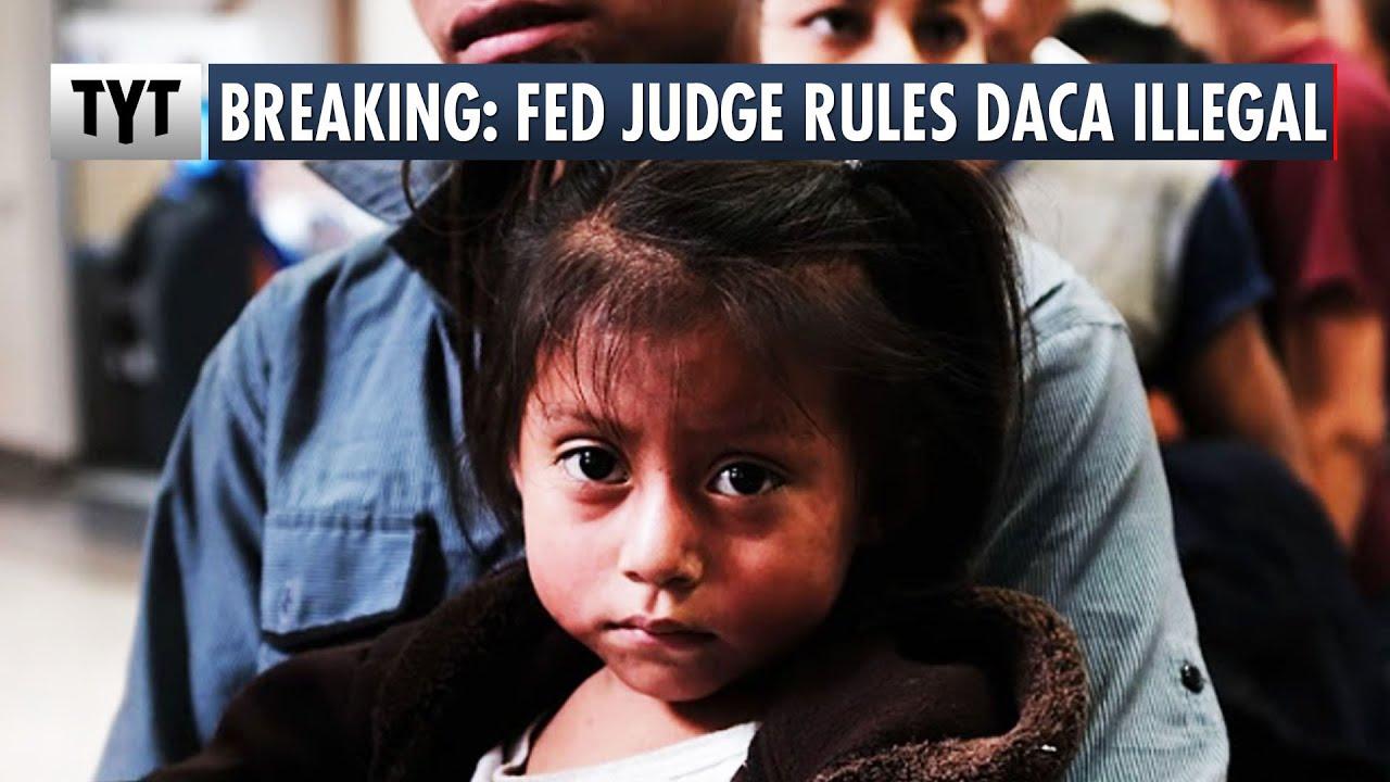 Judge Andrew Hanen just declared DACA unlawful. Here's what that ...
