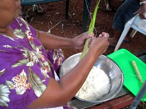 Palauan food