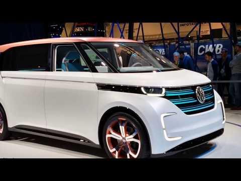 The New 2019 Volkswagen Gen.E Concept ??