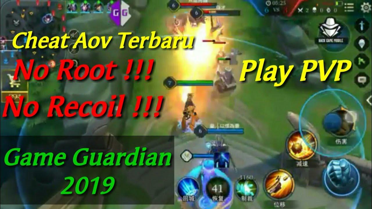 Cheat Aov Game Guardian Terbaru No Root 2019 Play Pvp No