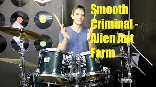 Smooth Criminal Drum Tutorial - Alien Ant Farm