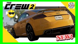 The Crew 2 Beta   Choosing My First Car!   PS4 PRO Gameplay