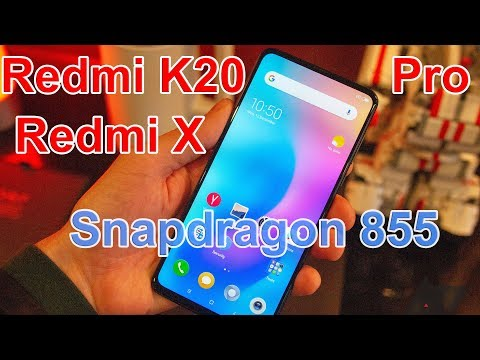 Адский Redmi K20 Pro! Как СПАСТИ смартфон Xiaomi? Xiaomi Mi A3 на подходе!