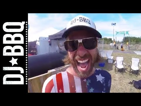 DJ BBQ at Big Feastival 2013