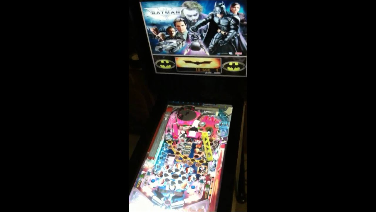 Mini Pinball MAME Machine Is Small Enough To Fit In Any Game Room