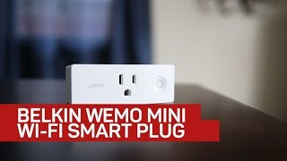 This pint-sized smart plug is Belkins best yet