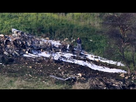 Syrian attack on Israeli jet comes as Israel-Iran tensions rise
