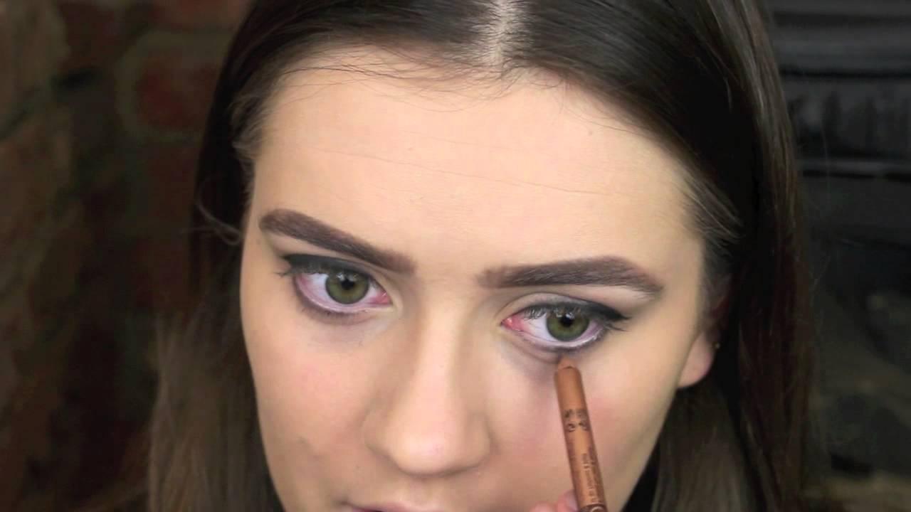 Clara Oswald Makeup Tutorial Emmasrectangle Youtube