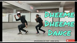 Dheeme Dheeme Dance | Ashkaran Choreography | Tony Kakkar | Viral Dance Video | New Level DanceClass