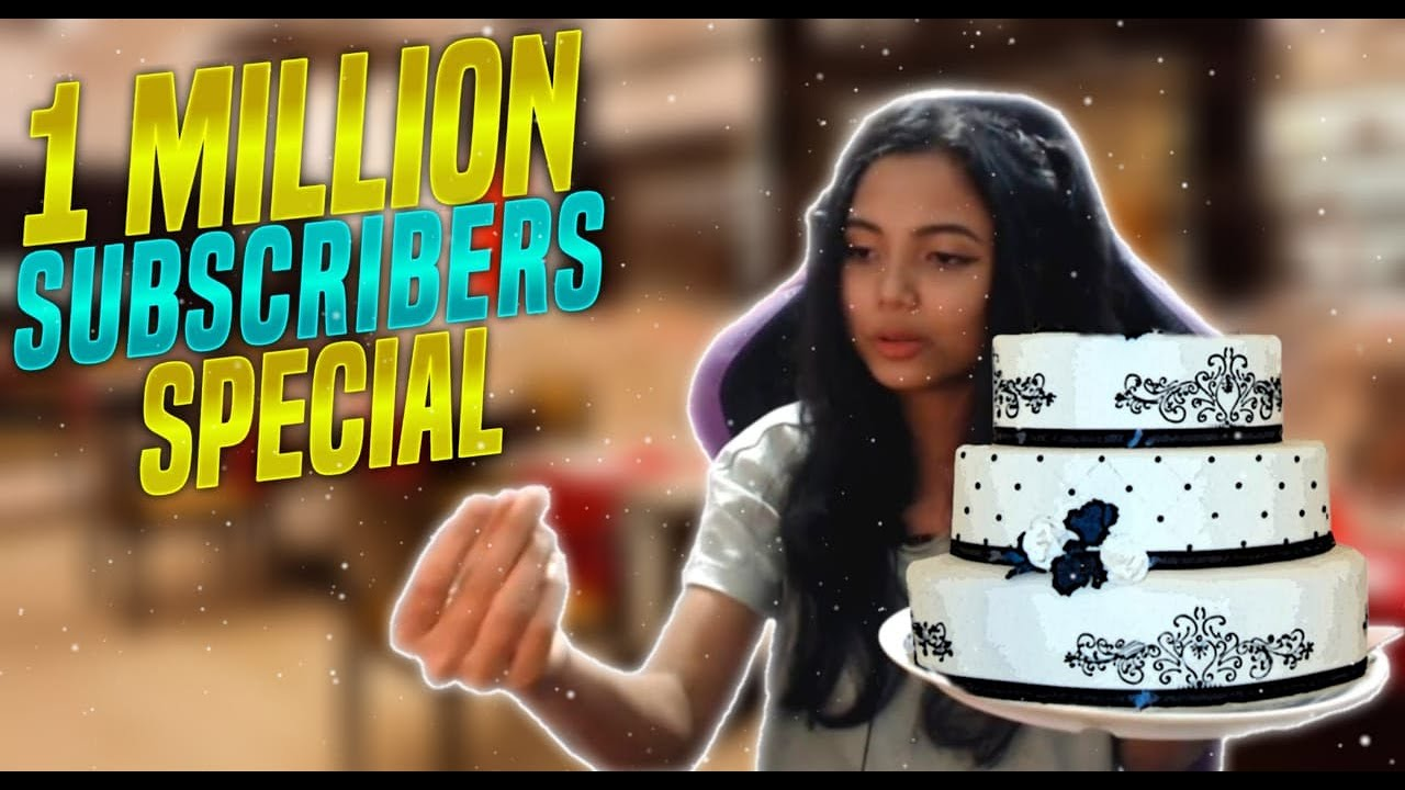 1 Million Special Celebration | Garena Free Fire