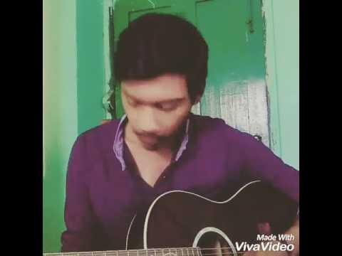 Tu hi to mera | Guitar cover | Unplugged | Machine