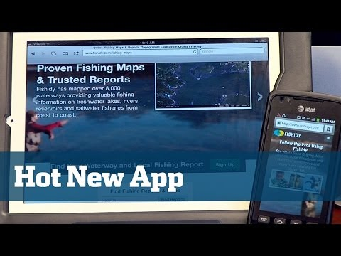 FishIDY: The Maps To Plan, The Tools To Catch, The Option The Brag - Florida Sport Fishing TV