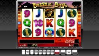 Слот игра BUZZING BUGS(, 2013-03-07T14:14:23.000Z)