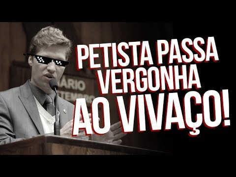 Marcel van Hattem envergonha petista AO VIVAÇO!