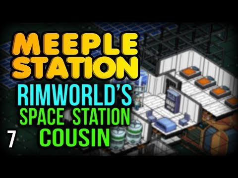 Meeple Station - Insane Trade! (Meeple Station Gameplay part