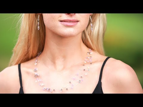 DIY How to Jewellery- Crystal Jewellery Tutorial