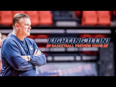 2017-18 Fighting Illini Basketball Preview Show