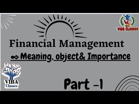 BUSINESS STUDIES, FINANCIAL MANAGEMENT, CHAPTER 9, FINANCIAL PLANNING & IMP, CLASS XII, PART 1,