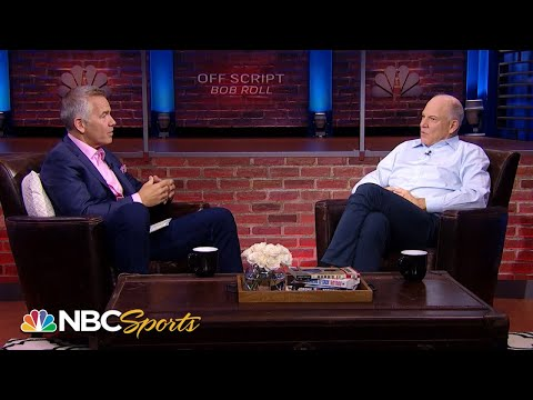 Bob Roll reflects on cycling career and transition to broadcasting | Off Script Pt. 2 | NBC Sports