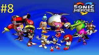 Kratos plays Sonic Heroes Part 8: Harder than before?