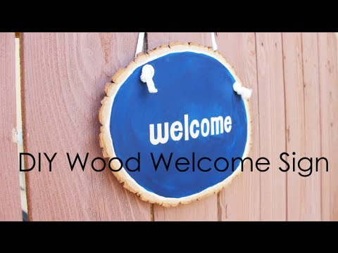 diy-wooden-welcome-sign-|-ideas-for-welcome-sign-diy