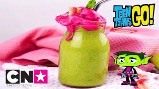 Юные Титаны, вперед! | Бист Бой летний напиток | Cartoon Network