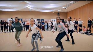 Download Petit Afro Presents - AfroDance    One Man Workshop Part 1     Eljakim Video