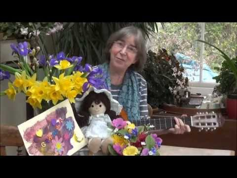 Flowers for mother / Kwiatek dla mamy -  a song for Mothering Sunday