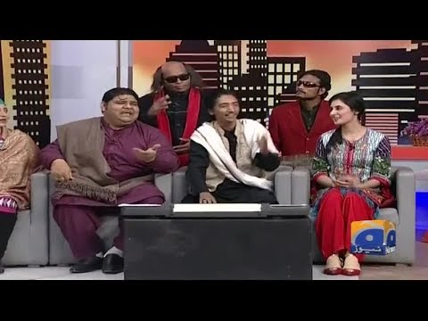 Khabarnaak - 24 December 2017 - Geo News