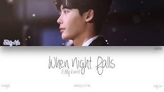 [HAN|ROM|ENG] Eddy Kim (에디킴) - When Night Falls (긴 밤이 오면) (Color Coded Lyrics)
