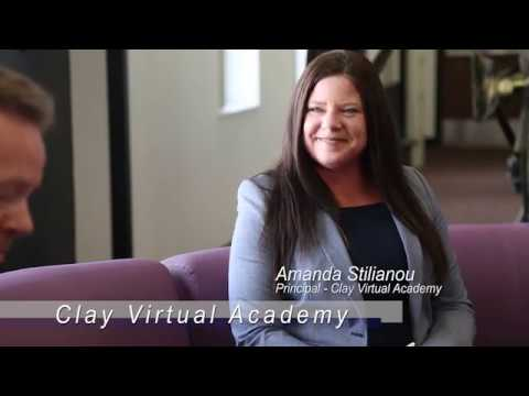 Community Connections: Clay Virtual Academy