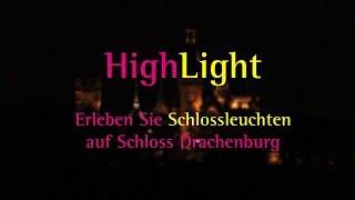 Schloss Drachenburg Schlossleuchten 2018