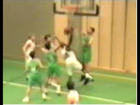 BCMess-AB Contern first playoff game 1993