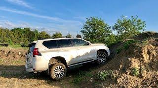 Toyota Land Cruiser 2.8 D-4D 2019 test PL Pertyn Ględzi