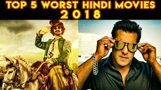 Top 5 Worst Hindi Movies of 2018 - Simbly Chumma Exclusive