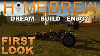HOMEBREW Sandbox Vehicle Builder - First Look   Docm77