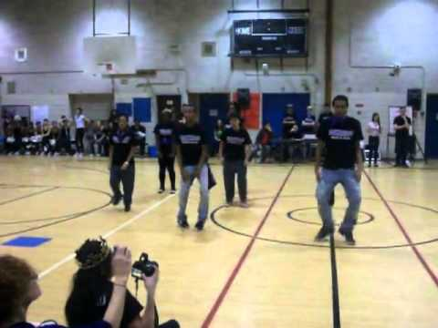 Seniors Sports Day Dance