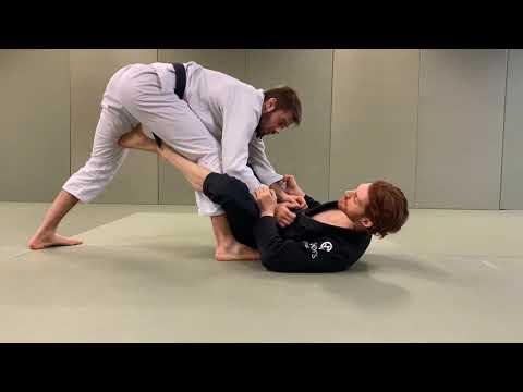 One of the Most Effective Attack Series in Jiu Jitsu