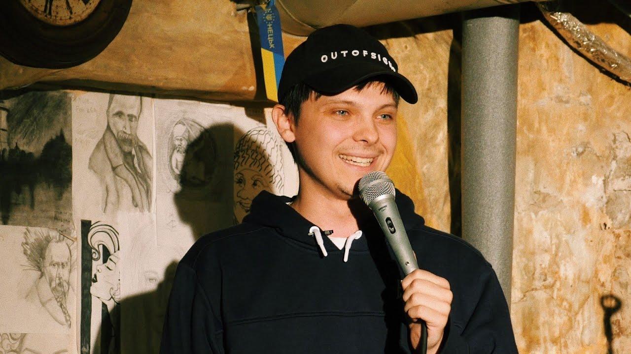 Никита Алексеев - про путешествия и драки | Stand Up