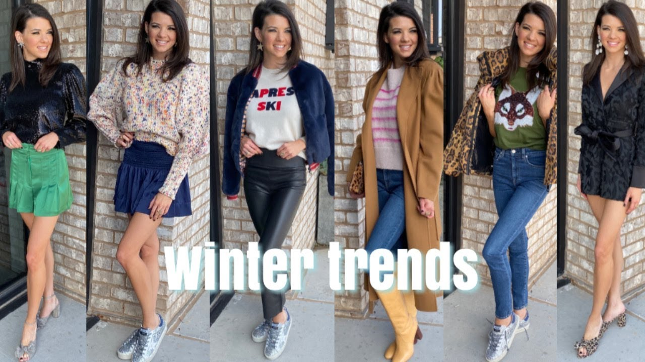 [VIDEO] - Winter Trends 2019 1