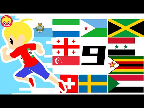 flag-dance-relay-9[expected-order-to-enter-at-the-2020-tokyo-olympics]