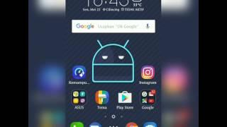 Tutorial bermain Easter Eggs di Android 7.0 Nougat