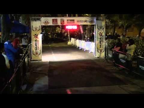II Night's Murcia Running