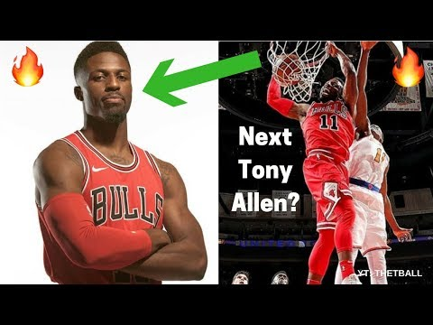 This Undrafted Bulls Player Can Be the Next TONY ALLEN | Elite Defensive Player | Chicago Bulls