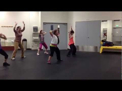 Me Gustan Todas by Fuego: Dance Fitness with Jessa