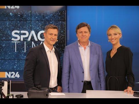 IFA 2016 - Ex-Astronaut Ulrich Walter spricht über SPACETIME