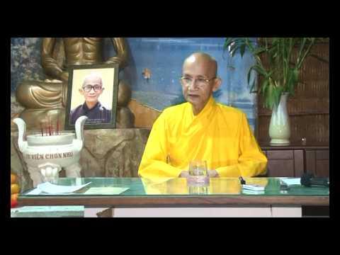 Pháp Thoại ngày 06/02/2011 của Đức Trưởng Lão Thích Thông Lạc 2